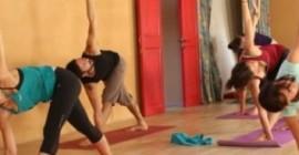 Ritiro ashtanga e biomechanics yoga in natura
