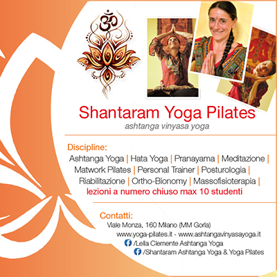 Shantaram Yoga Pilates