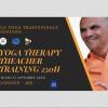 YOGA THERAPY TEACHER TRAINING 250h